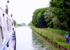 France Bourgogne Le Lorraine 008 (Lucky B) Tags: france pniche barge bougogne