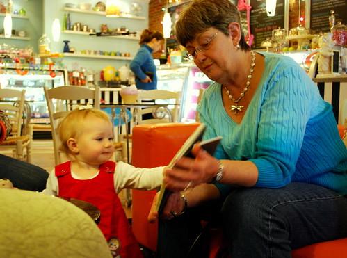 Aunt Susie & Ivy