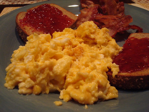 best scrambled eggs ever