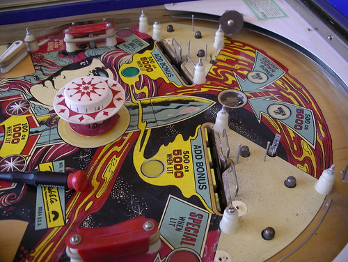 upper playfield