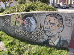 Obama wins Nobel Peace Prize, Nasa Bombs the Moon