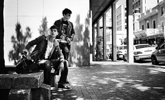 Locnville on the streets of Cape Town (fullcircle.capetown) Tags: model capetown longstreet fullcircle topbilling locnville celebrityagency gregorychris