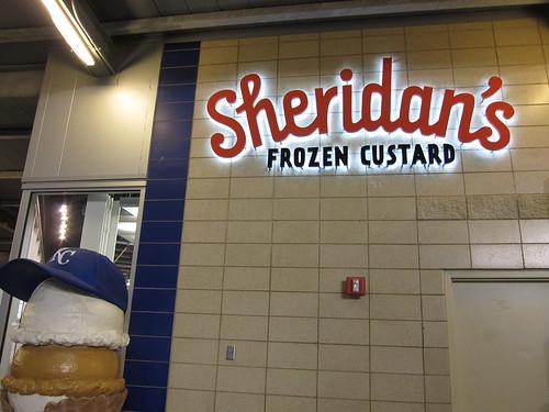 Sheridan's Custard