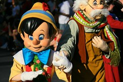 WDW Dec 2008 - Mickey's Once Upon a Christmastime Parade (PeterPanFan) Tags: christmas travel vacation usa canon orlando florida character disney parade disneyworld characters fl wdw waltdisneyworld pinocchio magickingdom 30d geppetto themeparks gepetto christmastrip disneycharacters christmaspictures canon30d christmasseason holidaytime disneyparks onceuponachristmastime mickeysonceuponachristmastimeparade jonfiedler mickeysonceuponachristmastime