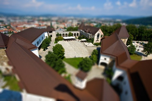 Quick test of tiltshiftmaker