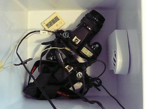 Cooking cameras