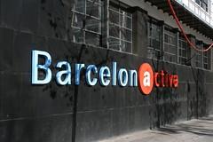 Fachada de Barcelona Activa