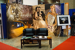 My bridal show booth (beautifoto) Tags: show wedding toronto booth photography photo montreal hill guelph large kitchener richmond professional explore albums prints bridal mississauga nous bonaventure brampton marios explored oackville beautifoto