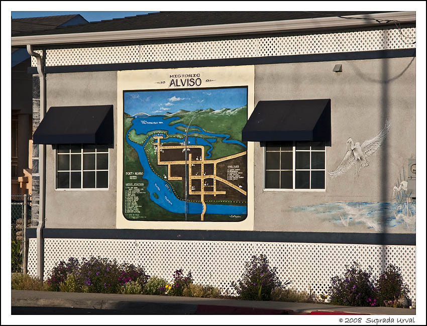 Historic Alviso Mural