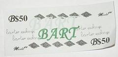 Bartering-Barts
