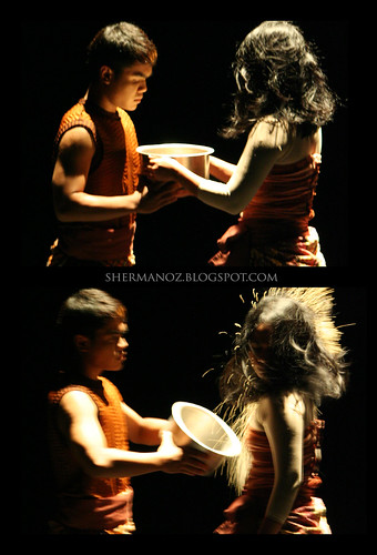 KLPac Open Day - Theatre Performance - Nasi Putih (white rice)