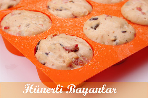 Domatesli muffin - Softbowl