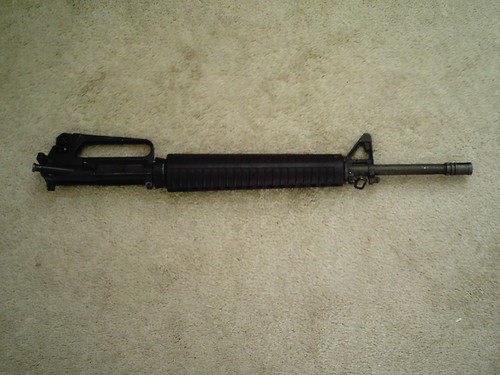 Systema Ptw M16a2 Upper - Airsoft Items For Sale - Airsoft Forum