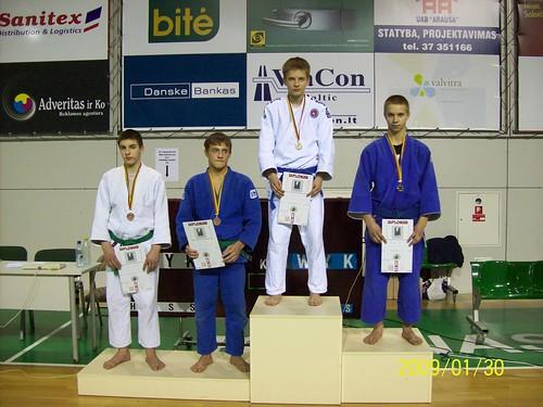 Donatas Kasteckas - 1 vieta