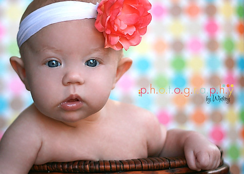 Kinleigh at 3 Months