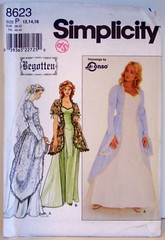 Simplicity Pattern 8623 Begotten Wedding Costume Goth Renaissance Formal Long Dress UNCUT FACTORY FOLDED Size P 12 14 16 Bust 36 38 40 Waist 28 30 32 (Sassy By Design) Tags: she wedding uncut costume flickr pattern goth formal international cast bridesmaid historical etsy bridal renaissance size12 size14 conso seiwng begotten size16 bust38 bust36 bust34 sassybydesign waist28 hip38 hip36 waist30 hip40 waist32