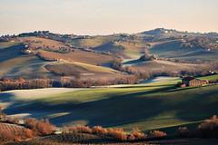 Paesaggio marchigiano n.3 (Usc (OFF and OFF)) Tags: friends italy panorama green nature landscape nikon natura inverno paesaggi marche jesi colline mywinners ultimateshot staffolo mycameraneverlies theunforgettablepictures multimegashot newaccademy artofimages bestcaptureaoi