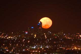 Perth Moon