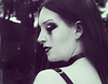 Dark (Sombre Dreams Photography) Tags: purple gothic goth dagwanoenyent gothicculture jeanetteardley
