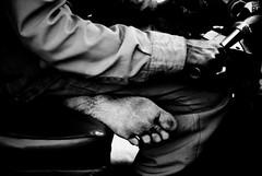 DSC_0277 (mehtavaibhav) Tags: auto feet dirty driver dirtyfeet autodriver