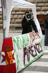 bla bla bla (mimuzula) Tags: italy man florence italia no muslim mosque uomo hebrew racism ragazzo ebreo