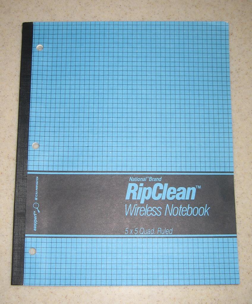 wireless notebook