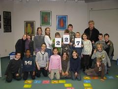 4e leerjaar Lommel-West (biblommel) Tags: bib bibliotheek lommel jbw