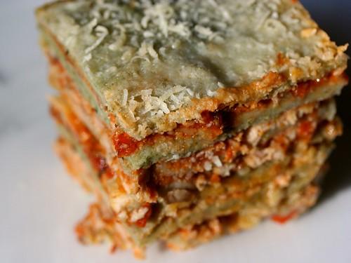 More Gluten-Free Lasagne