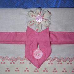 Detalhe da florzinha (Fabi Pires) Tags: saquinhos