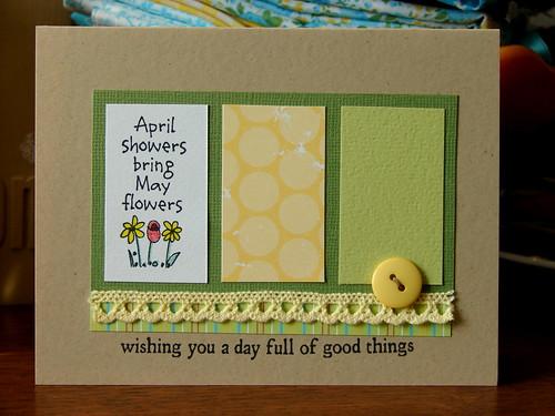 Spring Card