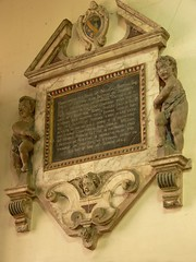 Monument - All Saints, Norton