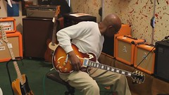 Full Screen HD a Must!  Video - Wayne Lamar Testing A Guitar. Shot with Canon 5D Mark II (JohnBrody.com) Tags: canon photography video guitar blues guitarist canonef24105mmf4lisusm allimagescopyrighted 5dmkii canon5dmarkii johnbrodyphotography johnbrody waynelamar johnbrodycom