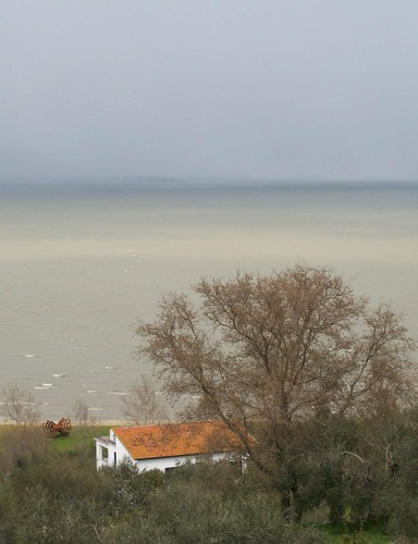 Neve sul Trasimeno / Snow on the Trasimeno Lake