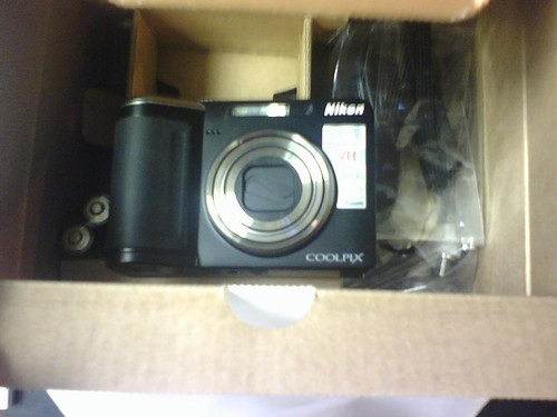 My new camera is here!