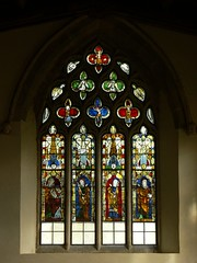 South aisle east window - Stanford-on-Avon