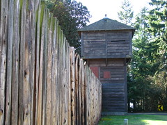 Fort Nisqually Tower