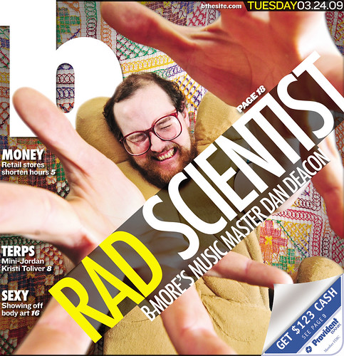 b magazine dan deacon cover.