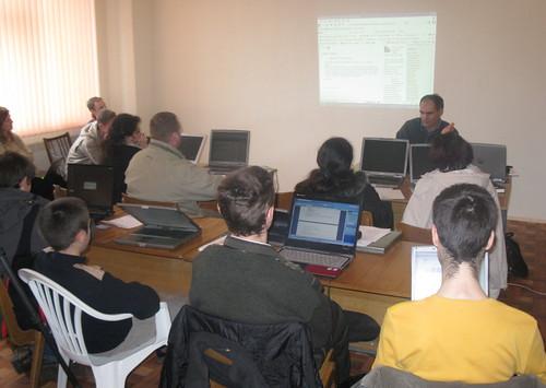 Sesiune pentru Jurnaliștii și bloggerii creștini, 22 noiembrie 2010