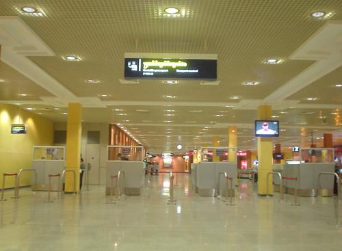 21.金邊機場的入境查驗