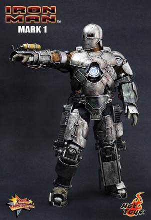Hot Toys Iron Man Mark I Masterpiece