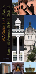 COVER: AIA Guide to St. Paul's Summit Avenue and Hill District