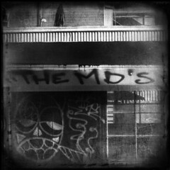 the md's (B.S. Wise) Tags: streetart art sign graffiti oakland tag urbandecay graf culture dirty vignetting bradwise bradswise lowfidelity graffitistreetart prettypicturesofuglythings canonphotography muralsgraffiti noircity chaosinthesoul incoloro fakettv iloveblackandwhite experimentaldream the{subtextual}imageunderground obscuresfba narrativephotos graffitination ninianlifstextureaddicts archivocallejero bswise trashbitreloaded livinginblackandwhite texturesquared punkaristocracy aquietrevolt streetsofmine whatyouseeiswhatyouare guaiopen dadaandanarchy theurbanjungles whatthefuckmakesyousospecial blackwhitelifeshot90000photos cbargarageoutdoorurbanphotosonlypost1award1 themysticalscribbles