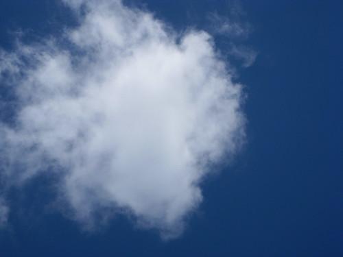 你拍攝的 【S51】0710-今天的天空好藍。