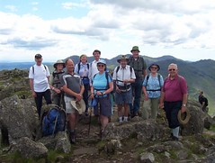Harrison Stickle walk