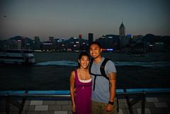 Hong Kong (RIANVENTED) Tags: harbour dimsum symphonyoflights hongkong2009 lastnightinhongkong
