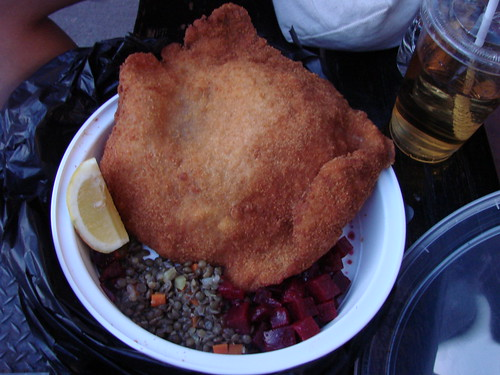 Pork Schnitzel from Schnitzel and Things