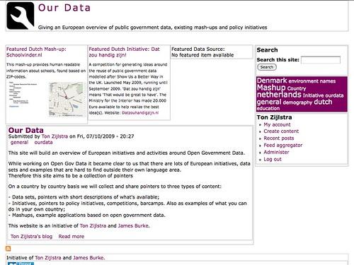 Our Data .eu