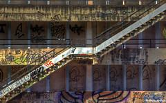 Diagonal (Rolando Polo) Tags: diagonal rolando polo hdr decadence decadencia castellnou