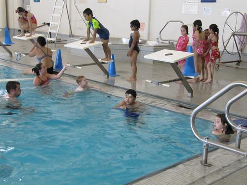 swim like a fishie