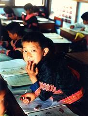 Laos, Hmong Boy